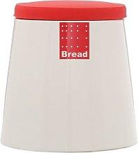 Bread Bin Symple Stuff Colour: Red