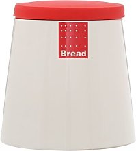 Bread Bin Symple Stuff Colour: Red