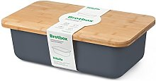 Bread Box/Bread Bin Parent dark grey