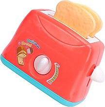 Bread Maker Toy, Interactive Toaster Play for