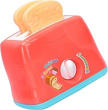 Bread Maker Toy, Toaster Play Realistic for