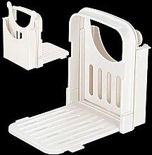 Bread Slicer Adjustable Bread Loaf Slicer Cutter