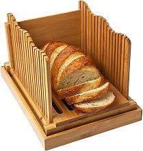 Bread Slicer for Homemade Bread Loaf – Wooden