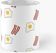 Breakfast Egg and Bacon Classic Mug - Novelty