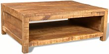 Breccan Coffee Table with Storage Union Rustic