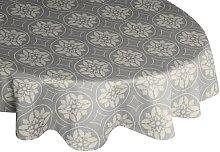 Brecht Tablecloth Three Posts Size: 145cm W x