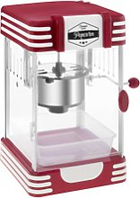 bredeco Popcorn Maker - 50âs Retro Design - Red