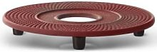 Bredemeijer - Coaster Cast Iron Xilin Red - Red/Red