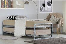 Brennon Single (3') Bed Frame Williston Forge