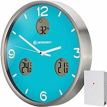 Bresser MyTime io NX Radio-Controlled Wall Clock