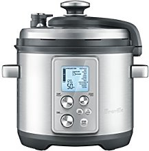 Breville BPR700BSS The Fast Slow Pro, Stainless