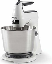 Breville Classic Combo Stand and Hand Mixer,