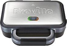 Breville VST041 Deep Fill Sandwich Toaster - Silver