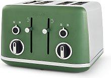 Breville VTT992 Lustra 4 Slice Toaster - Green