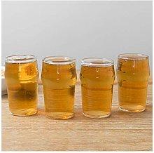 Brewmaster 4 Beer Shot Glass Set
