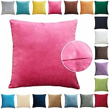 Brfash Plush Cushion Covers Throw Pillow Covers