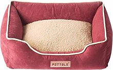 BRFDC Pet Bed Pet Bed Non-stick Hair Removable And