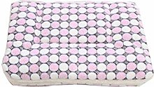 BRFDC Pet Bed Thickened Flannel Pad Blanket Bed