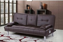 Bria 3 Seater Clic Clac Sofa Bed Metro Lane
