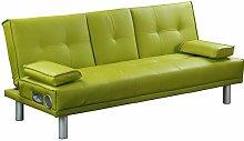Bria 3 Seater Clic Clac Sofa Bed Metro Lane