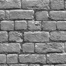 Brick 10m x 52cm Wallpaper Mural East Urban Home