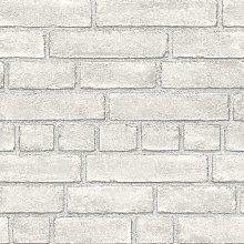 Brick 10m x 52cm Wallpaper Roll Borough Wharf