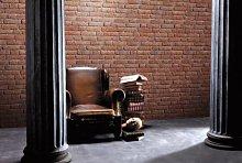 Brick Effect Scrubbable Wallpaper J30108