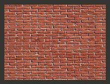 Brick Simple Design 309cm x 400cm Wallpaper East