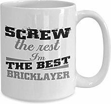 Bricklayer Coffee Mug Mug for Bricklayer