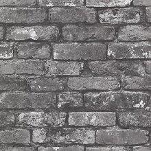 Brickwork Exposed Brick 10m x 52cm Wallpaper Roll