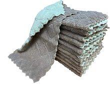 Briday - 12 Pack Kitchen Cloth Dish Towels,