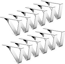 Briday - 12 Pack Tablecloth Clips - Heavy Duty