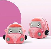 Briday - 2-4 Years Cute Carton Plush Backpack