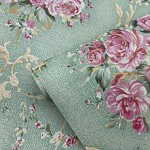 Briday - 23.6' x 197' Vintage Floral Peel