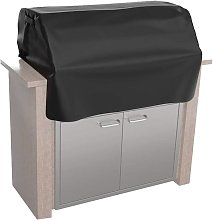 Briday - 32-37 inch Grill Cover Island BBQ