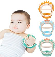 Briday - Baby Teething Toys for 0-6 and 6-12
