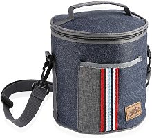 Briday - Bag & agrave; Insulated Lunch 23 x 15 x