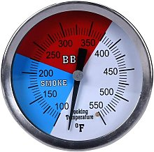 Briday - BBQ Charcoal Grill Pit Wood Smoker Temp