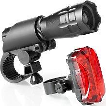 Briday - Bike Light Set - Super Bright LED Lights