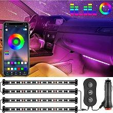 Briday - Car Interior Lighting Auto Interior LED