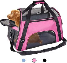 Briday - Carrier Travel Bag for Cats Rabbits and
