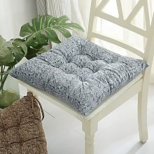 Briday - Chair Cushion Square Cotton Upholstery