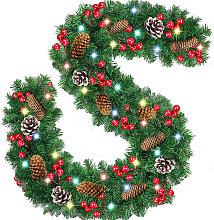 Briday - Christmas garland-[2.7m length 25cm width