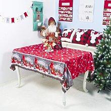 Briday - Christmas Tablecloth Rectangle,59 x 70