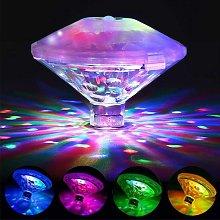 Briday - Color Pool Floating Lamp, Disco Bath