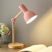 Briday - Creative Nordic Wooden Art Iron LED