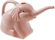 Briday - Creative pink Elephant Shape Watering Can