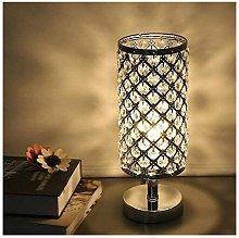Briday - Crystal Table Lamp Modern Nightstand