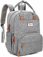 Briday - Diaper Bag Backpack, Multifunction Travel