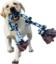 Briday - Dog Rope Toys for Aggressive Chewers